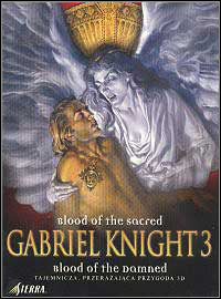 Gabriel Knight 3: Blood of the Sacred, Blood of the Damned [PC]