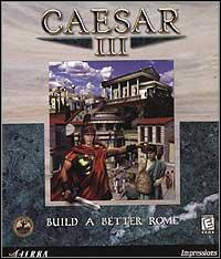 Game Caesar III (PC) Cover