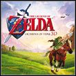 Game The Legend of Zelda: Ocarina of Time (Wii) Cover