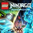 game LEGO Ninjago: Nindroids