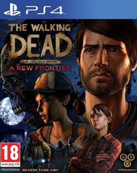 Okładka The Walking Dead: The Telltale Series - A New Frontier (PS4)