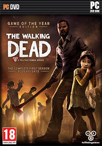 Game The Walking Dead: A Telltale Games Series - Season One (PC) Cover