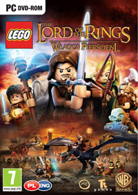 Gra LEGO The Lord of the Rings (PC)