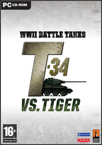 Gra WWII Battle Tanks: T-34 vs. Tiger (PC)