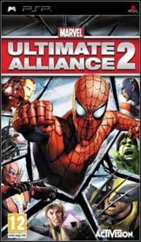 Marvel: Ultimate Alliance 2 [PSP]