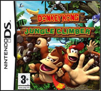 Okładka Donkey Kong: Jungle Climber (NDS)