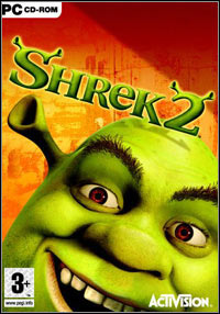 Game Shrek 2: The Game (PC) Cover