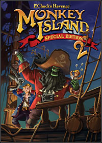 Game Monkey Island 2 Special Edition: LeChuck's Revenge (PC) Cover