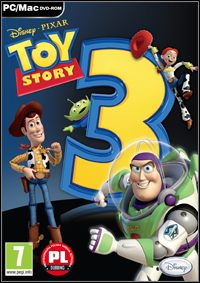 Okładka Toy Story 3: The Video Game (PC)