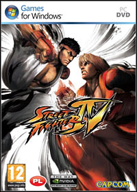Okładka Street Fighter IV (PC)