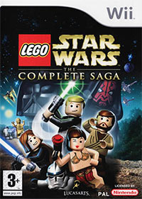 Game LEGO Star Wars: The Complete Saga (PS3) Cover