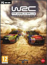 Okładka WRC: FIA World Rally Championship (PC)