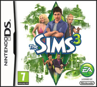 Okładka The Sims 3 (NDS)