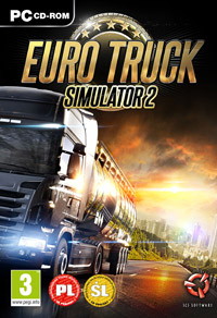 Euro Truck Simulator 2 (2012) v1.10.1.18s Incl 13 DLCs Cracked-3DM