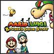 game Mario & Luigi: Bowser's Inside Story