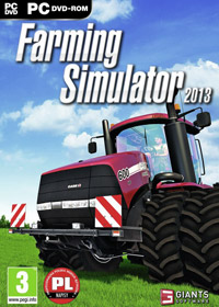 Farming Simulator 2013 Game Box