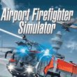 Airport Firefighter Simulator Game Box