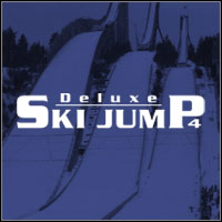 Game Deluxe Ski Jump 4 (PC) Cover