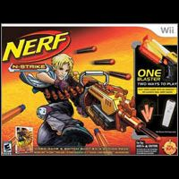 Nerf N-Strike Game Box