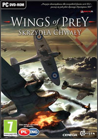 Okładka Wings of Prey (PC)