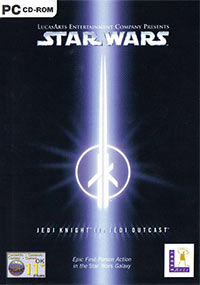 Star Wars Jedi Knight II: Jedi Outcast [PC]