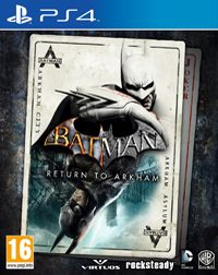 Batman: Return to Arkham