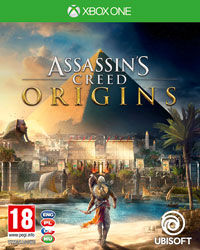Okładka Assassin's Creed Origins (XONE)