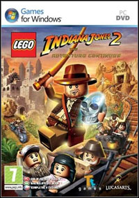 LEGO Indiana Jones 2: The Adventure Continues [PC]