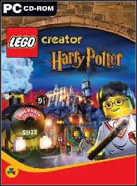 Okładka LEGO Creator: Harry Potter (PC)