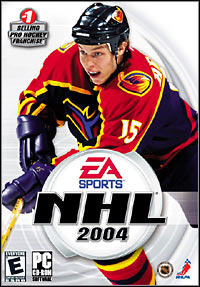 Game NHL 2004 (PC) Cover