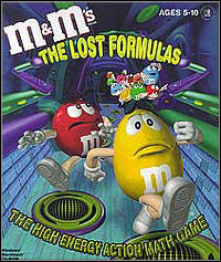 Game M&Ms The Lost Formulas (PC) Cover