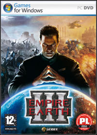 Okładka Empire Earth III (PC)