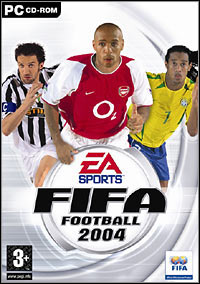 Gra FIFA Football 2004 (PC)