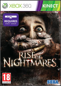 Gra Rise of Nightmares (XBOX 360)
