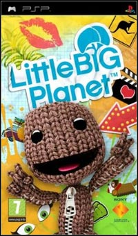 Game LittleBigPlanet (PS3) Cover