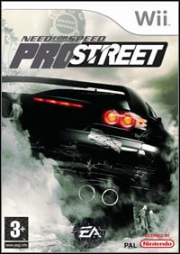 Game Need for Speed ProStreet (PS3) Cover