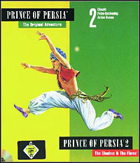 Prince of Persia 2: The Shadow & The Flame [PC]