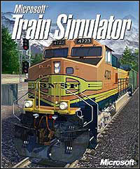 Gra Microsoft Train Simulator (PC)