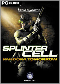Gra Tom Clancy's Splinter Cell: Pandora Tomorrow (PC)