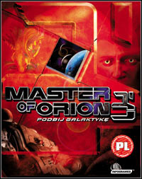 Gra Master of Orion III (PC)