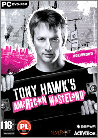 Gra Tony Hawk's American Wasteland (PC)