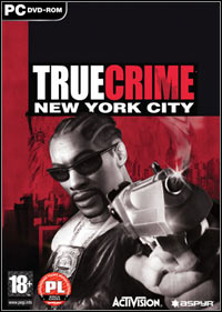 True crime new york city pc okładka