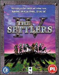 Gra The Settlers IV (PC)