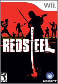 Okładka Red Steel (Wii)