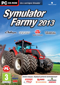 Agrar Simulator 2013 Game Box