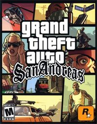 Okładka Grand Theft Auto: San Andreas (PS3)