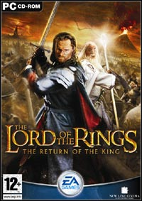 Okładka The Lord of the Rings: The Return of the King (PC)