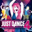 Game Just Dance 4 (Wii) Cover