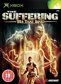 Okładka The Suffering: Ties That Bind (XBOX)