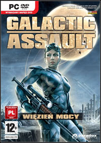 Okładka Galactic Assault: Prisoner of Power (PC)